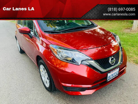 2018 Nissan Versa Note for sale at Car Lanes LA in Valley Village CA