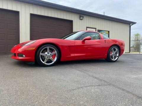 2007 Chevrolet Corvette for sale at Ryans Auto Sales in Muncie IN