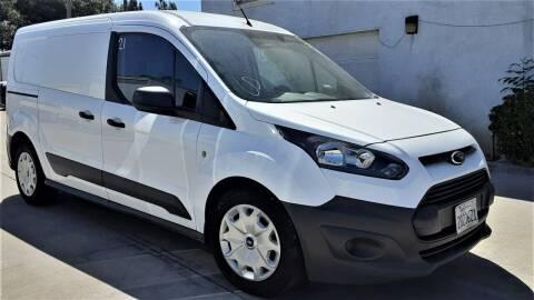 2016 Ford Transit for sale at DOYONDA AUTO SALES in Pomona CA
