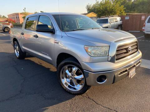 2008 Toyota Tundra for sale at Coast Auto Motors in Newport Beach CA