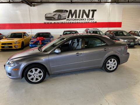 2007 Mazda MAZDA6 for sale at MINT MOTORWORKS in Addison IL