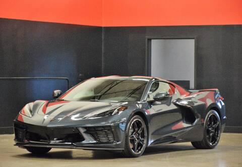 2021 Chevrolet Corvette for sale at Style Motors LLC in Hillsboro OR