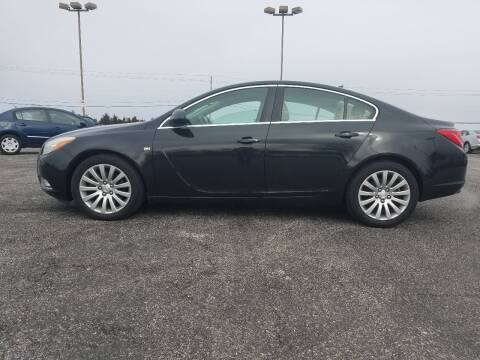2011 Buick Regal for sale at MnM The Next Generation in Jefferson City MO
