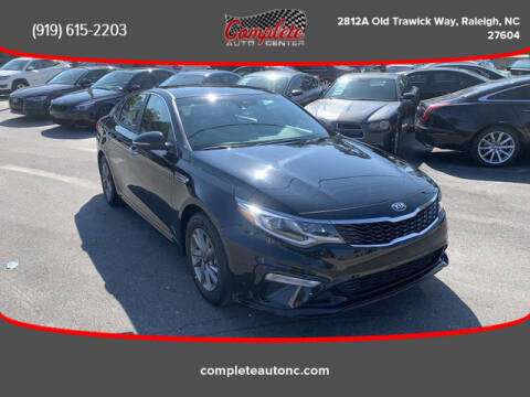 2020 Kia Optima for sale at Complete Auto Center , Inc in Raleigh NC