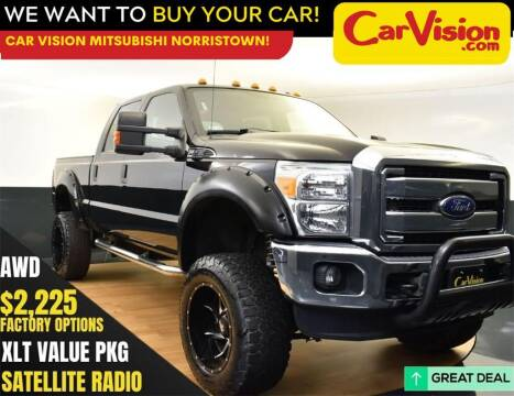 2016 Ford F-250 Super Duty for sale at Car Vision Mitsubishi Norristown in Norristown PA