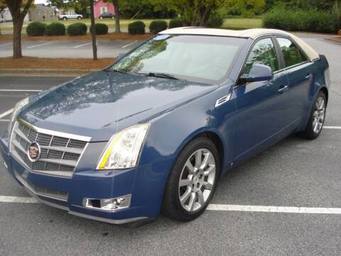2009 Cadillac CTS for sale at Uniworld Auto Sales LLC. in Greensboro NC
