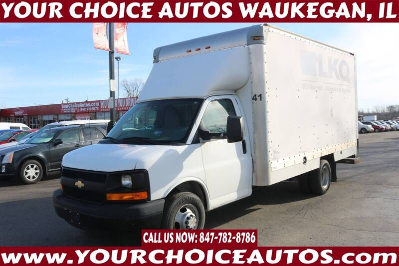 2014 Chevrolet Express Cutaway for sale at Your Choice Autos - Waukegan in Waukegan IL