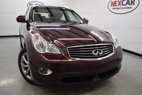 2011 Infiniti EX35 for sale at Houston Auto Loan Center in Spring TX