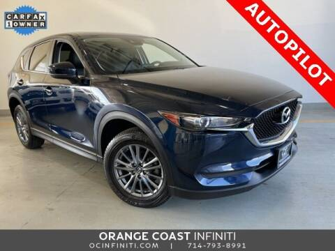 2017 Mazda CX-5 for sale at ORANGE COAST CARS in Westminster CA