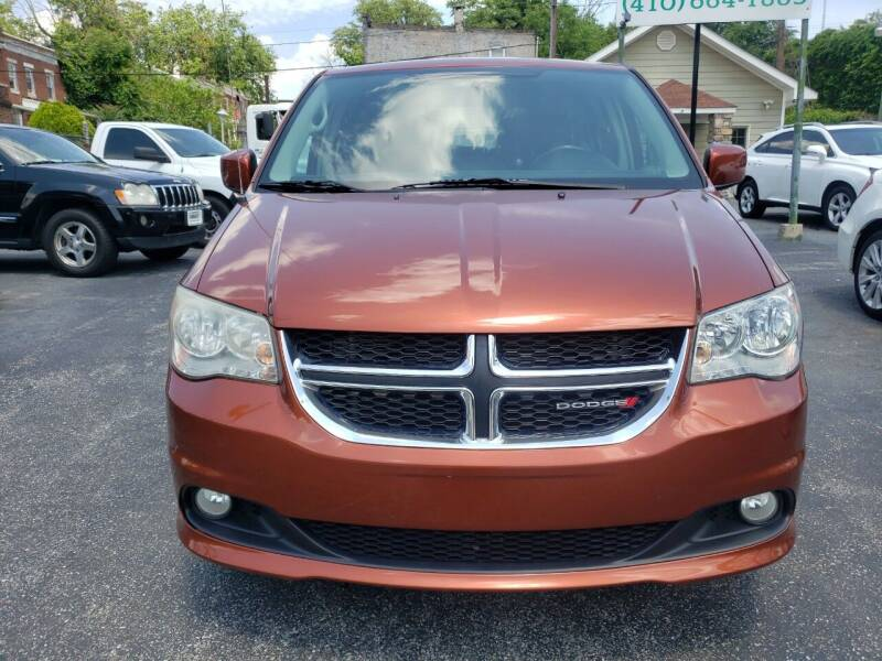 2012 Dodge Grand Caravan for sale at Murrays Used Cars in Baltimore MD