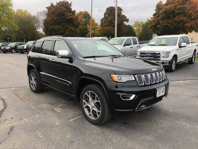 2019 Jeep Grand Cherokee for sale at WILLIAMS AUTO SALES in Green Bay WI