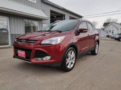2015 Ford Escape for sale at Habhab's Auto Sports & Imports in Cedar Rapids IA