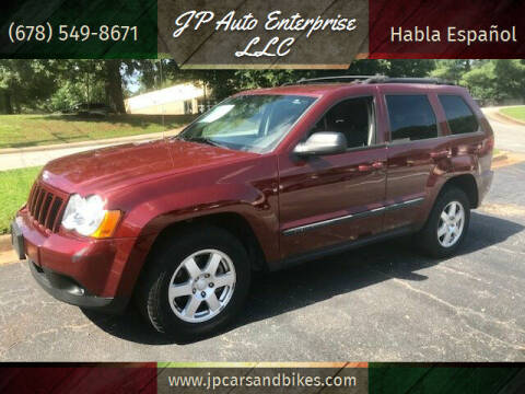 2009 Jeep Grand Cherokee for sale at JP Auto Enterprise LLC in Duluth GA