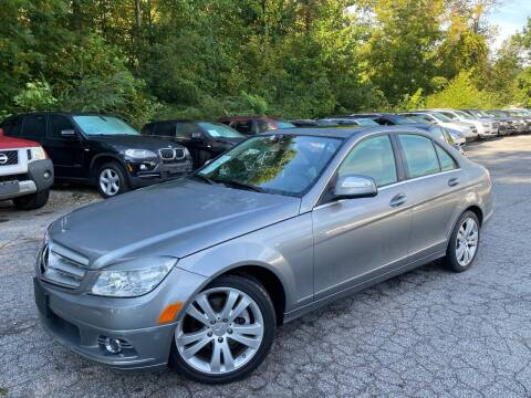 2009 Mercedes-Benz C-Class for sale at Car Online in Roswell GA