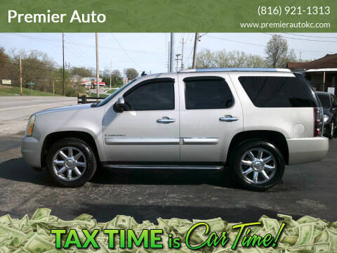 2007 GMC Yukon for sale at Premier Auto in Independence MO