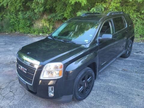 2014 GMC Terrain for sale at BHT Motors LLC in Imperial MO