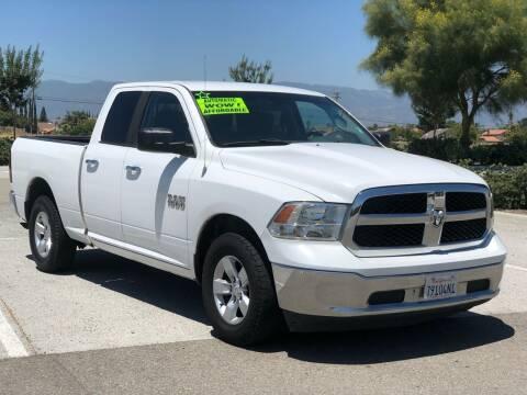 2013 RAM Ram Pickup 1500 for sale at Esquivel Auto Depot in Rialto CA