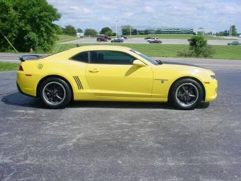 2014 Chevrolet Camaro for sale at Westview Motors in Hillsboro OH