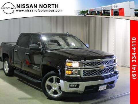 2014 Chevrolet Silverado 1500 for sale at Auto Center of Columbus in Columbus OH