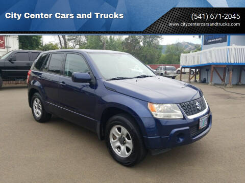 2010 Suzuki Grand Vitara for sale at City Center Cars and Trucks in Roseburg OR