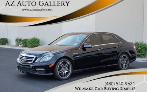 2010 Mercedes-Benz E-Class for sale at AZ Auto Gallery in Mesa AZ