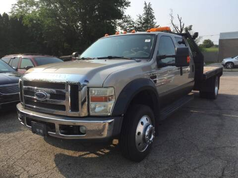 2008 Ford F-550 Super Duty for sale at Knowlton Motors, Inc. in Freeport IL
