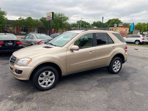 2006 Mercedes-Benz M-Class for sale at BWK of Columbia in Columbia SC
