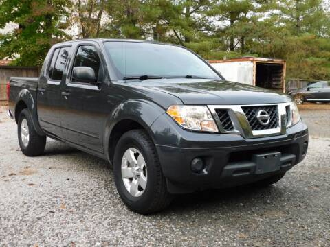 2012 Nissan Frontier for sale at Prize Auto in Alexandria VA