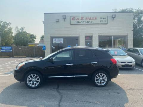 2011 Nissan Rogue for sale at C & S SALES in Belton MO
