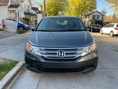 2011 Honda Odyssey for sale at Sphinx Auto Sales LLC in Milwaukee WI