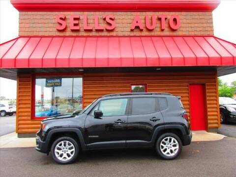 2015 Jeep Renegade for sale at Sells Auto INC in Saint Cloud MN