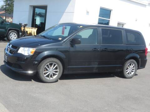 2015 Dodge Grand Caravan for sale at Price Auto Sales 2 in Concord NH