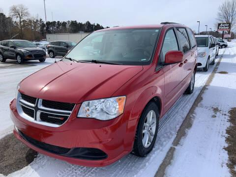 2014 Dodge Grand Caravan for sale at Blake Hollenbeck Auto Sales in Greenville MI