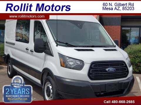 2019 Ford Transit Cargo for sale at Rollit Motors in Mesa AZ