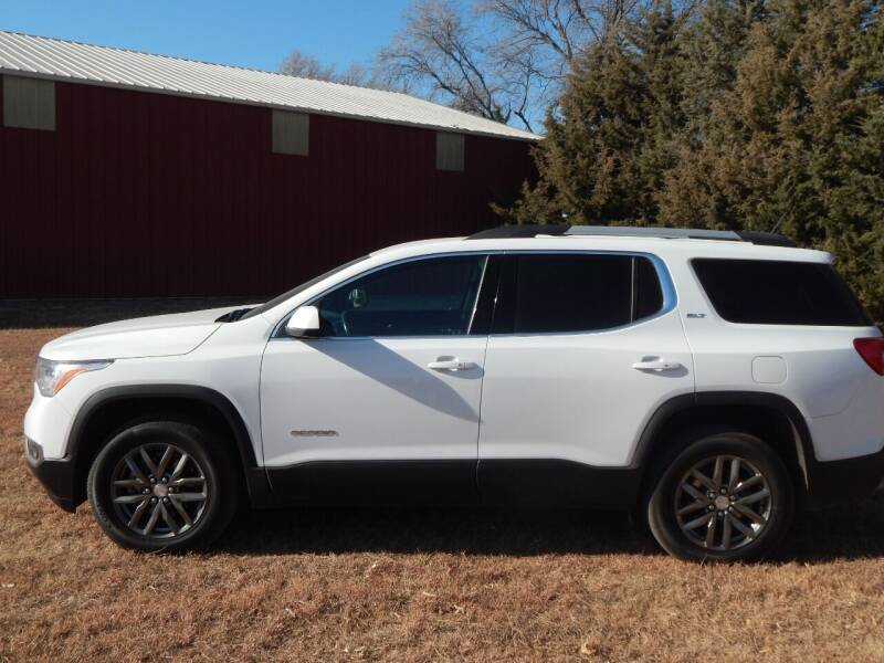 2019 GMC Acadia for sale at Wheels Unlimited in Smith Center KS