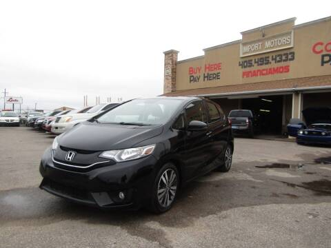 2016 Honda Fit for sale at Import Motors in Bethany OK