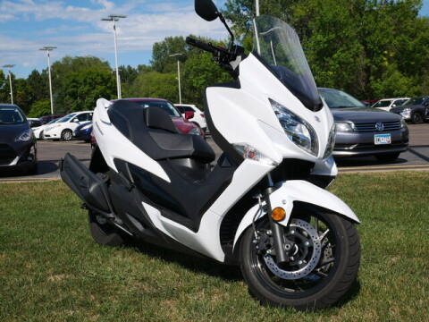 2018 Suzuki SCOOTER for sale at Rydell Auto Outlet in Mounds View MN