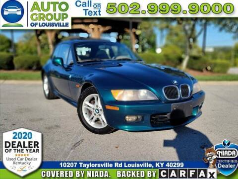 1999 BMW Z3 for sale at Auto Group of Louisville in Louisville KY