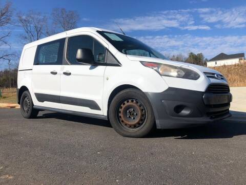 2015 Ford Transit Connect Cargo for sale at el camino auto sales in Gainesville GA