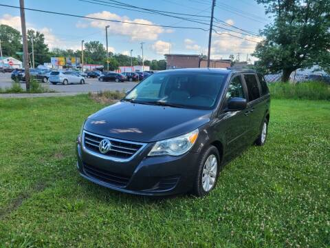 2012 Volkswagen Routan for sale at Cleveland Avenue Autoworks in Columbus OH