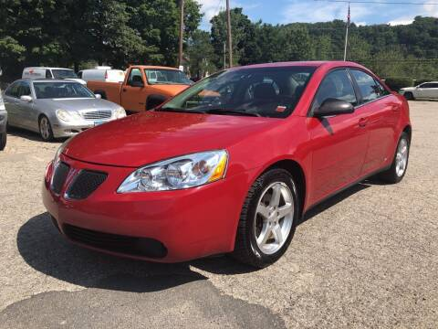 2007 Pontiac G6 for sale at CarsForSaleNYCT in Danbury CT