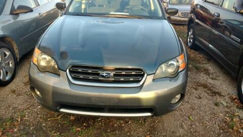 2005 Subaru Outback for sale at Car Connection in Yorkville IL