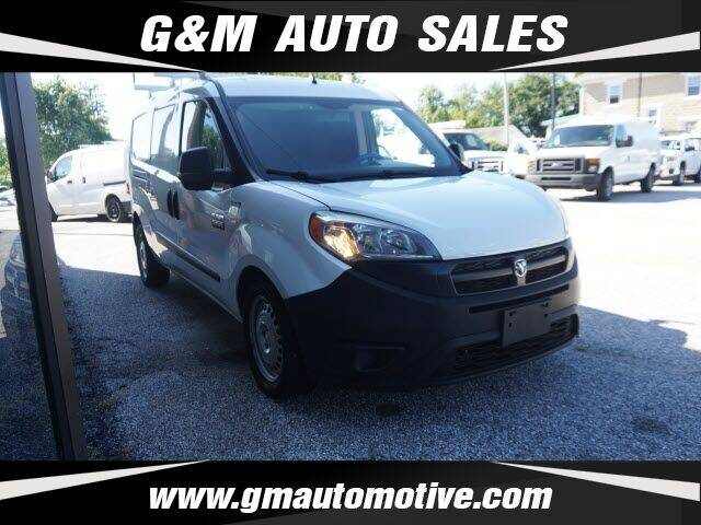 2017 RAM ProMaster City Cargo for sale in Kingsville, MD