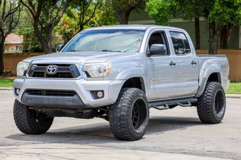 2014 Toyota Tacoma for sale at Easy Deal Auto Brokers in Hollywood FL