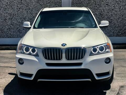 2011 BMW X3 for sale at Texas Auto Corporation in Houston TX