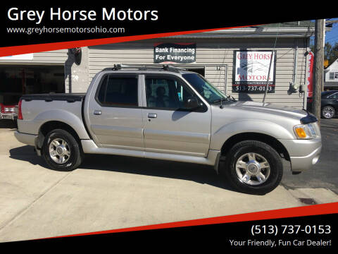 2004 Ford Explorer Sport Trac for sale at Grey Horse Motors in Hamilton OH
