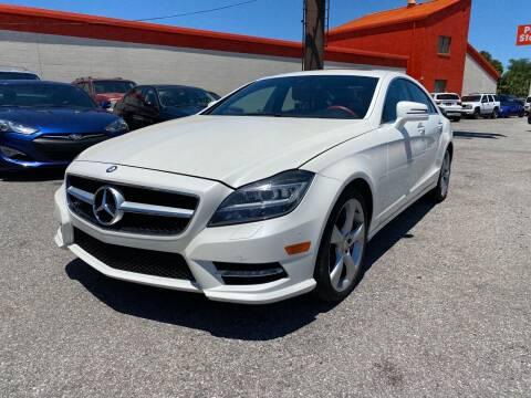 2014 Mercedes-Benz CLS for sale at JC AUTO MARKET in Winter Park FL