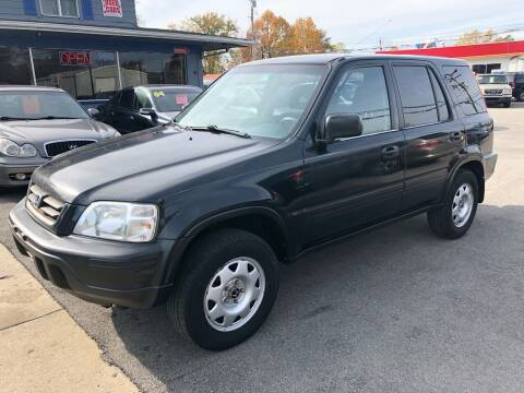 2000 Honda CR-V for sale at Wise Investments Auto Sales in Sellersburg IN