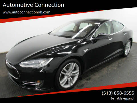 2015 Tesla Model S for sale at Automotive Connection in Fairfield OH