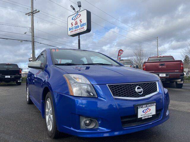 2011 Nissan Sentra for sale at S&S Best Auto Sales LLC in Auburn WA